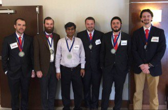 So proud of our IBA team for representing WKU at the international finals! Click for more details. wku.edu/mediarelations…