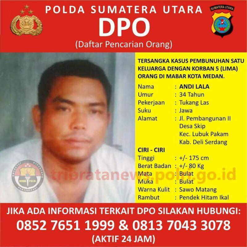 DPO ( Daftar Pencarian Orang ) Polda Sumatera Utara https://t.co/zwJa3d6yqp