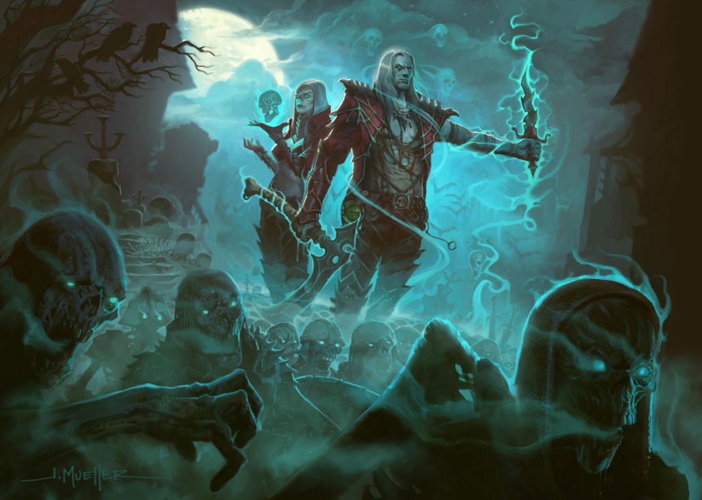 Jay Wilson talks more about Diablo 3 - Diablo 3 News, Forums and Wikis