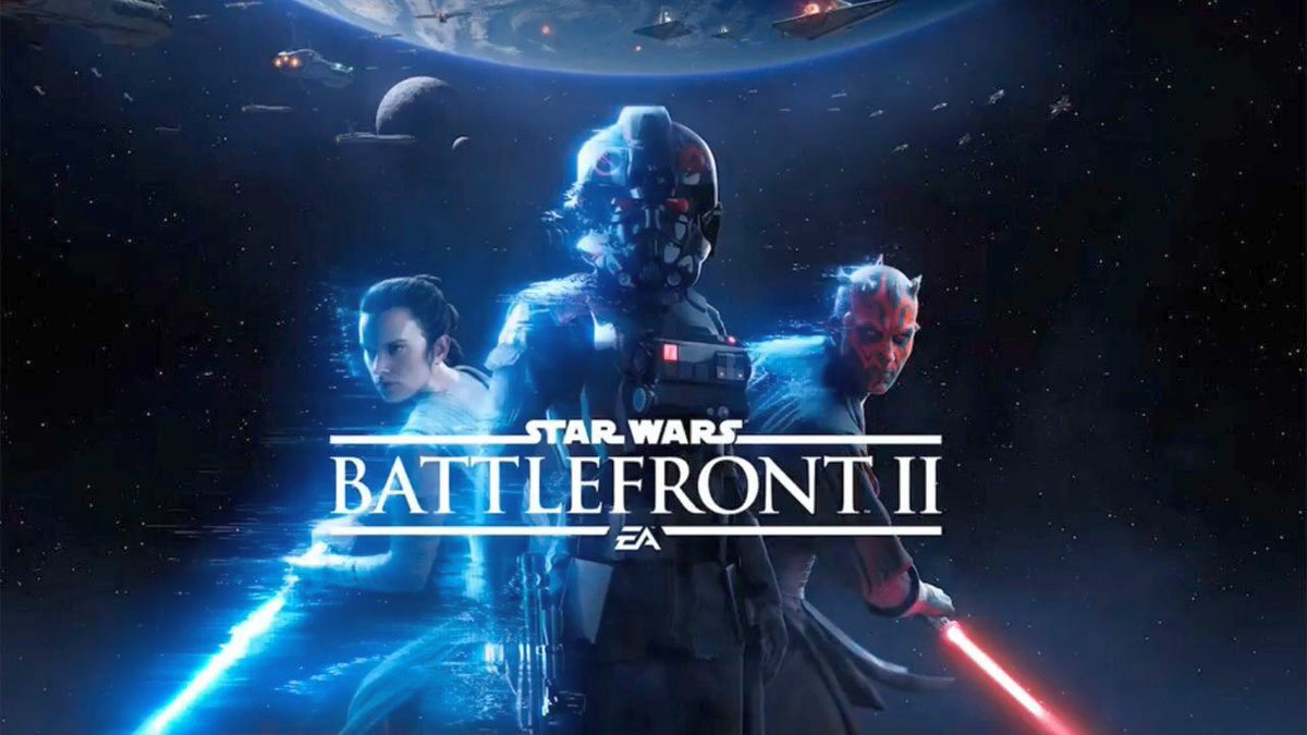 Star Wars Battlefront II Teaser