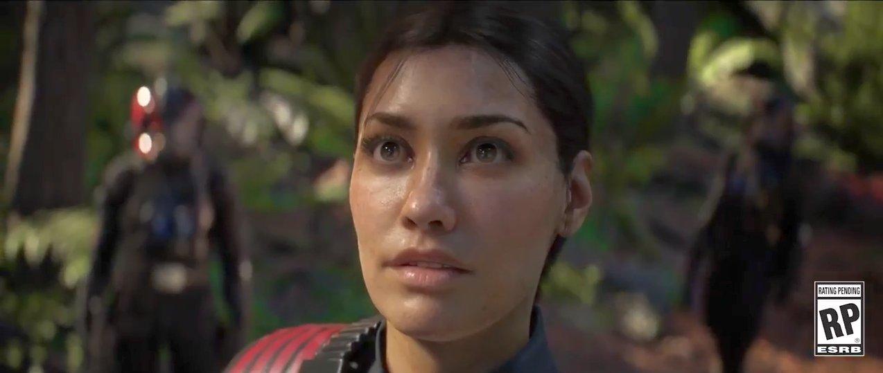 Star Wars Battlefront II Teaser 6