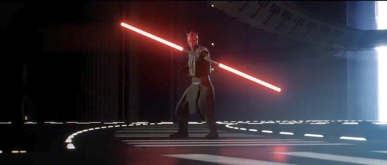Star Wars Battlefront II Teaser 7