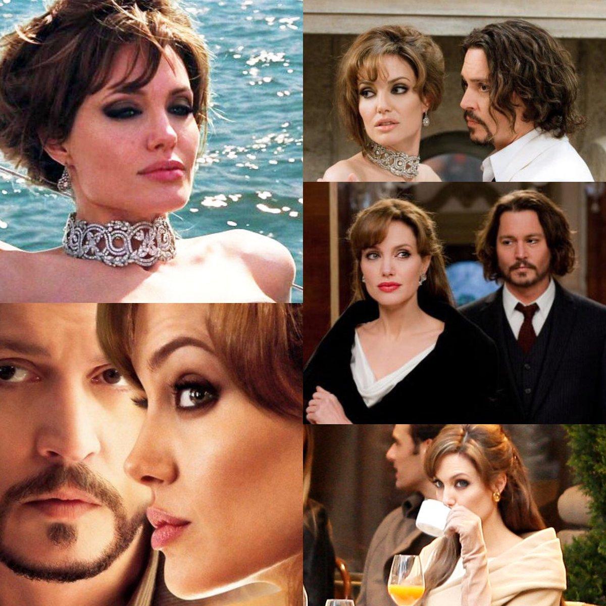 El Turista Con Angelina Jolie Y Johnny Depp Esta Noche En Cinesonh 10pm Col Per 24hs Arg Chl Canal Sony La Scoopnest
