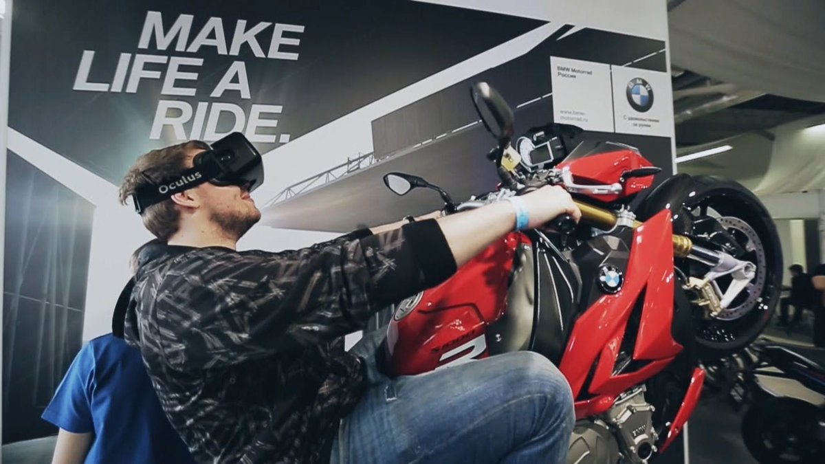 Long Beach BMW Motorcycles: 1st to Offer BMW Virtual Reality Experience
