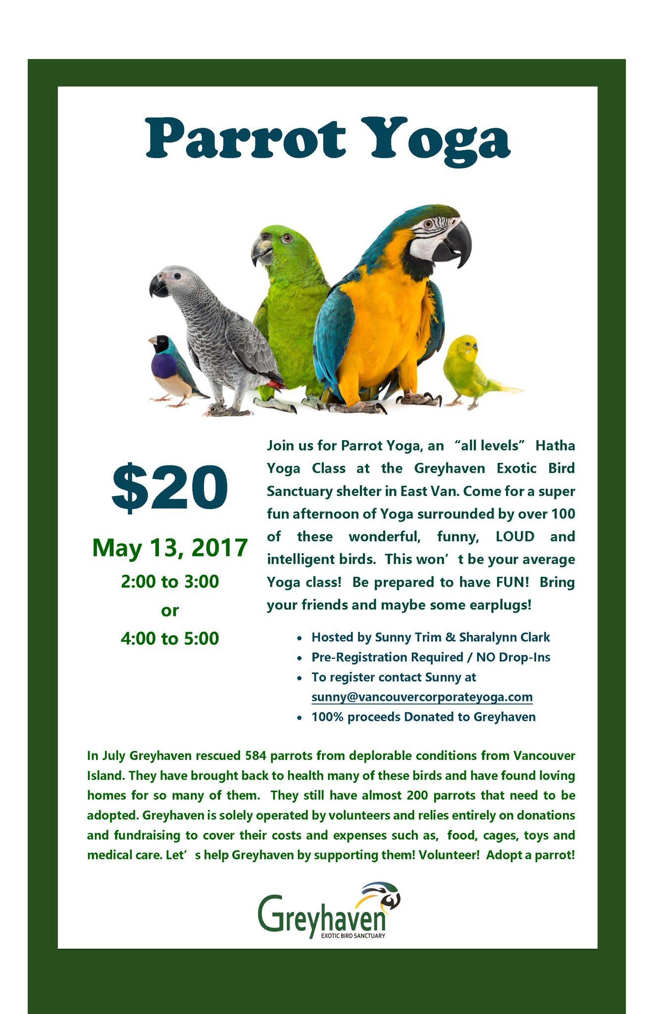 Greyhaven Birds on Twitter: