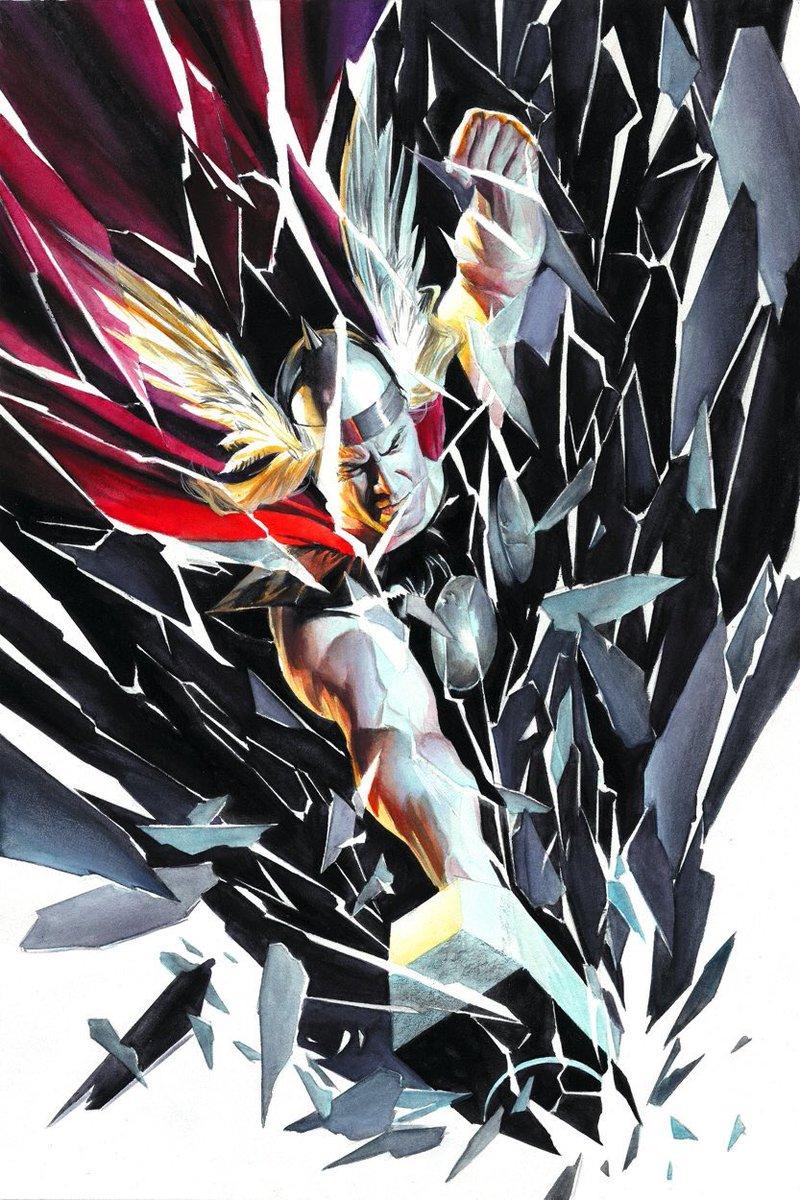 alex ross on twitter thorragnarok avengers thor thorofficial