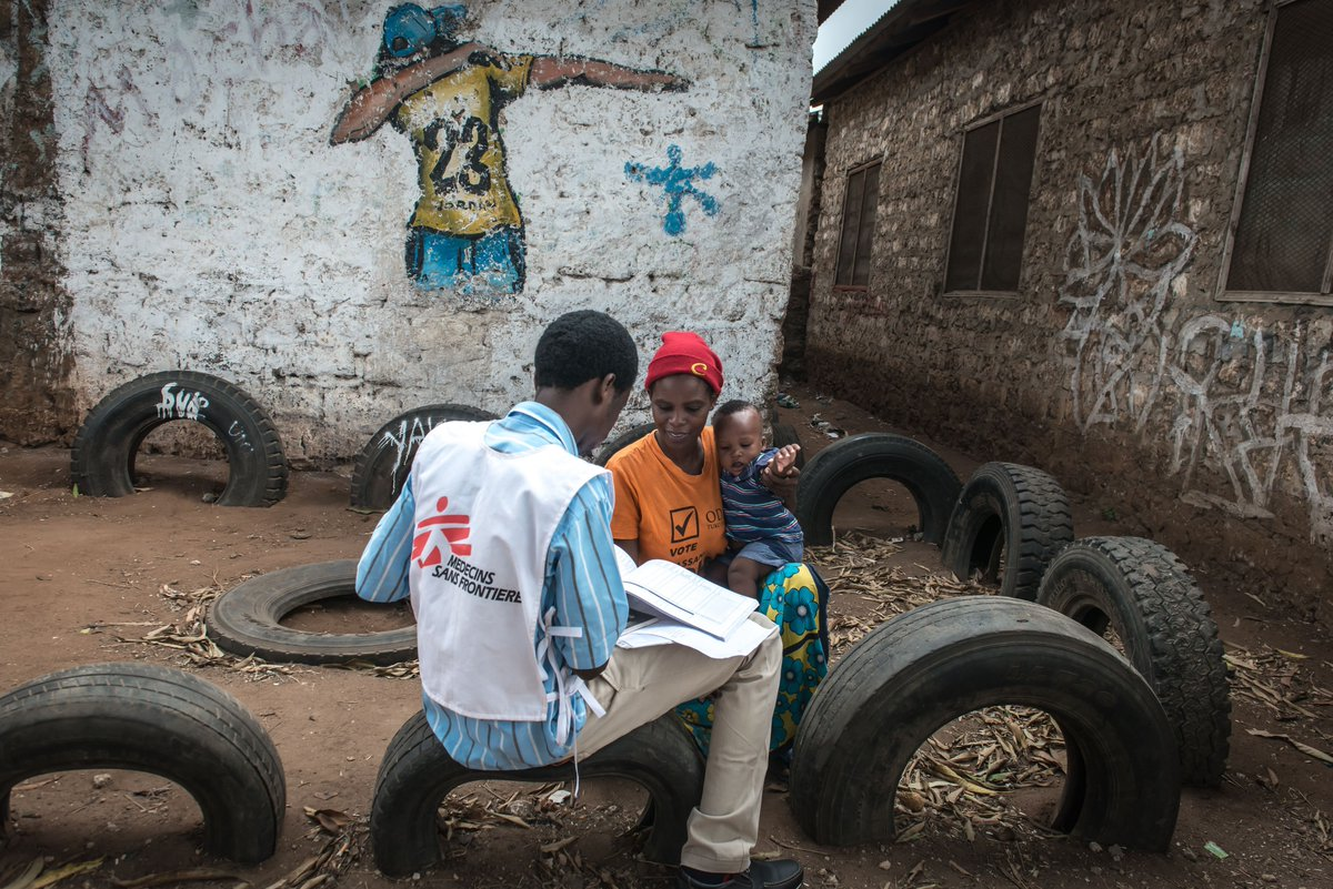 MSF East Africa on Twitter: