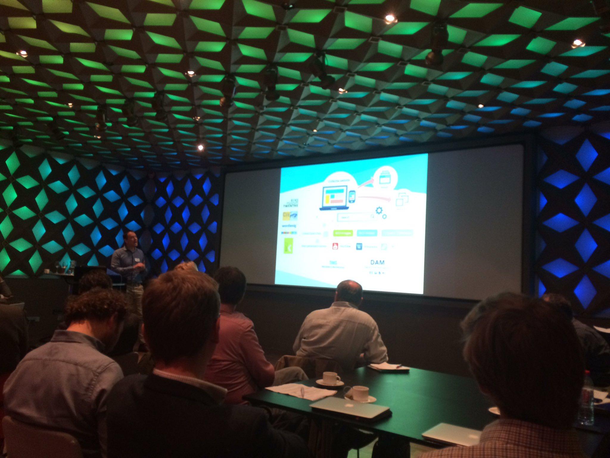 @Picturae_NL presenteert de linked data publicatieomgeving die voor @RijksmuseumT gebouwd is. #17wde https://t.co/DEfK6OyTTZ