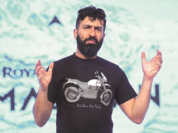 Royal enfield ceo latest news breaking headlines and top for Eicher motors share price forecast