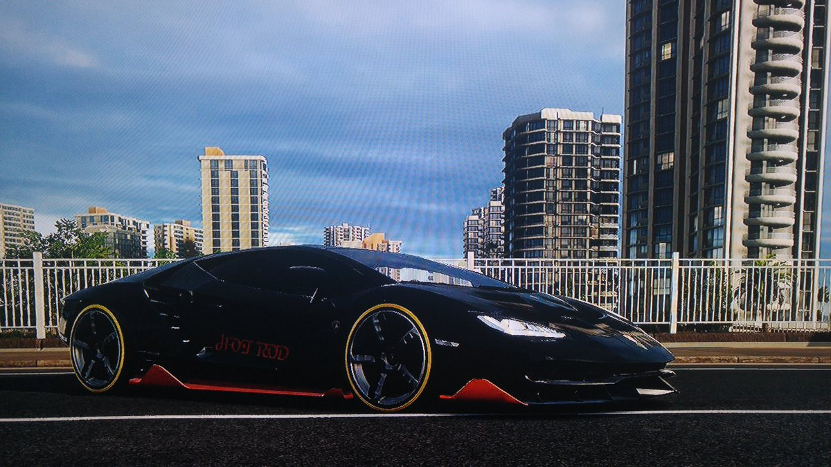 Ironhero 369 On Twitter Forza Horizon 3 Lamborghini Centenario In
