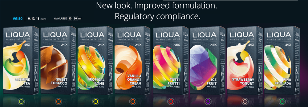 Image result for NEW LIQUA