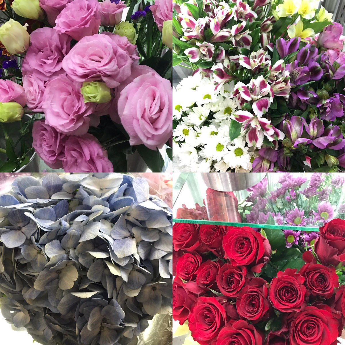 Flower gift korea on twitter some beautiful flowers for you flower gift korea on twitter some beautiful flowers for you lisianthus alstromeria chrysanthemum hydrangea roses at flowergiftkorea izmirmasajfo