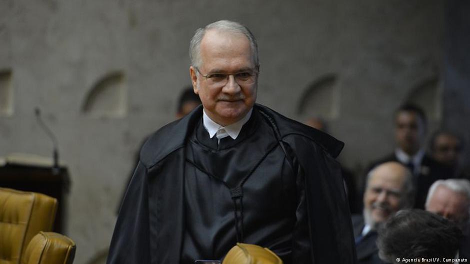 Brazilian judge orders corruption investigation into upper ranks of government