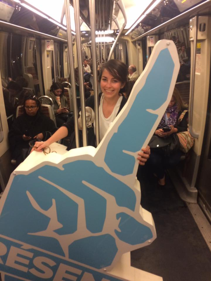 Même dans le métro, #RépondonsPrésent !☝️  ✍️ Signez l'Appel des Solidarités sur https://t.co/RitYV8wbKV https://t.co/o35Sr2z847