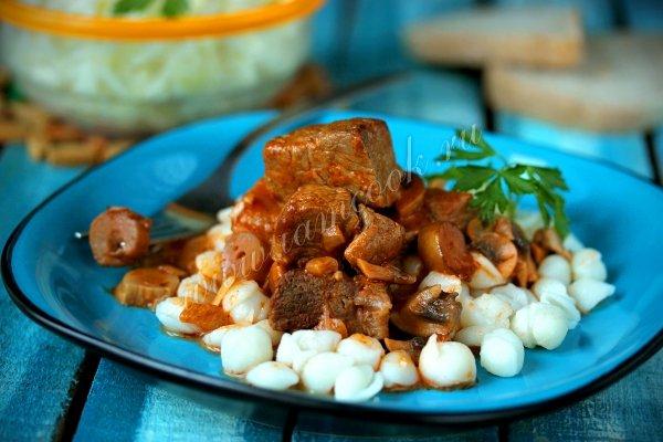 Рецепт блюд из куриного филе