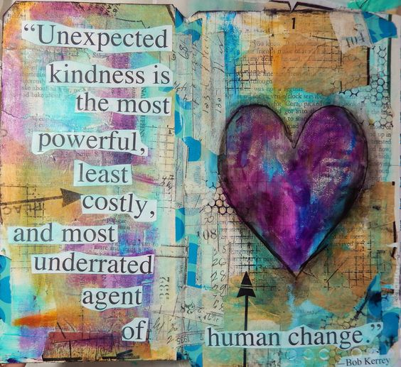 Unexpected #Kindness is the most #Powerful agent of human change!   #JoyTrain #BeKind #BeLove <br>http://pic.twitter.com/BA8bjFCF5C RT @sophie_woolley