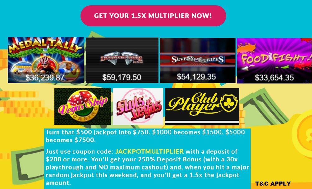 Bonus 7 coupons rtg casinos casino klerksdorp