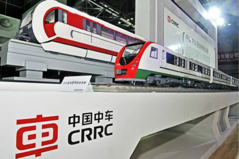 china railway engineering corporation stock - 800×533