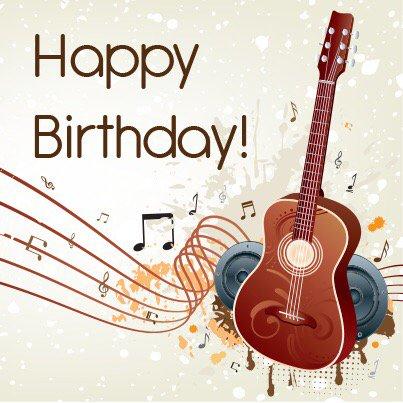 Happy Birthday Keyboard Cake