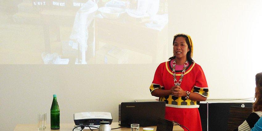 Joselyn war zu Gast in #Bonn. Sie arbeitet für uns auf den #Philippinen und hat von ihrer Arbeit berichtet: https://t.co/jIXs4wzesB #Danke https://t.co/IC01hdwjmH