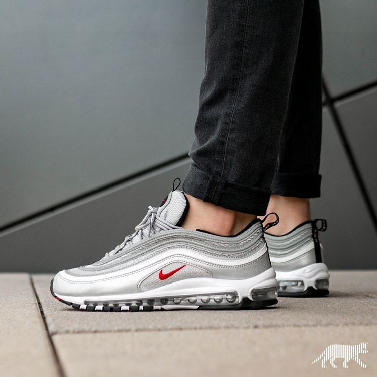 the latest f9826 d484a Cheap Nike Air Max 97 Premium EM Review On Feet