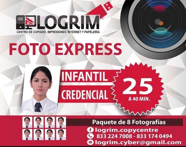 Logrim Copy Centre On Twitter Fotografia Express En Tamaño