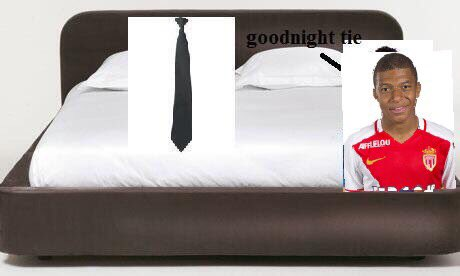 Mbappè has just put this tie to bed