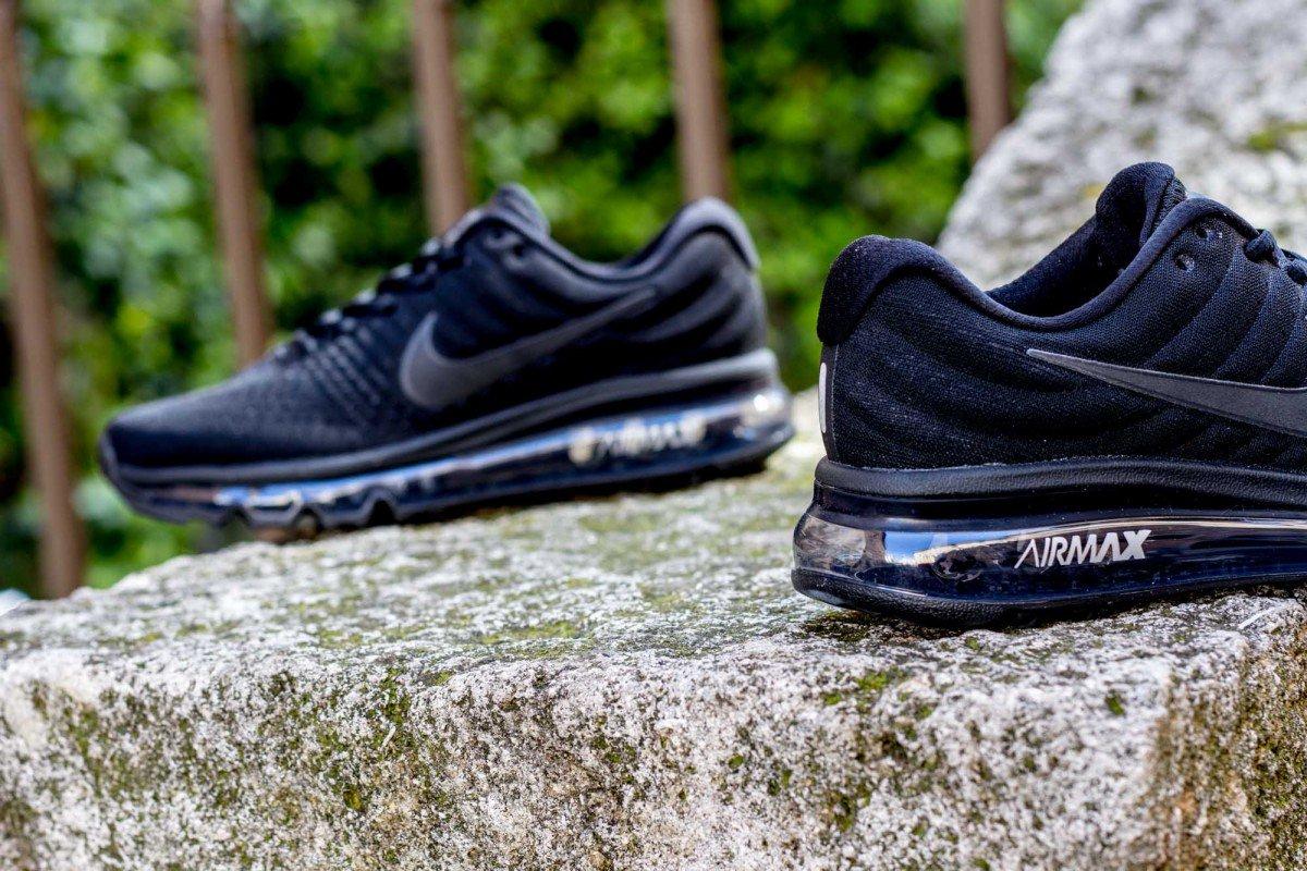 buy online 7e016 e1e54 ...  Nike AIR MAX 2017 GS BLACK   851622-004 Instore and online    https   www.cornerstreet.fr catalog product view id 84437 s nike-air-max- 2017-gs-black  …