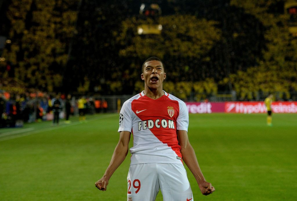 Kylian mbappe s game by numbers vs. dortmund  100% chance conversion 88%  pass accuracy 3 take-ons 2 shots 2 goals mature beyond his years. -  scoopnest.com e3ed25fce