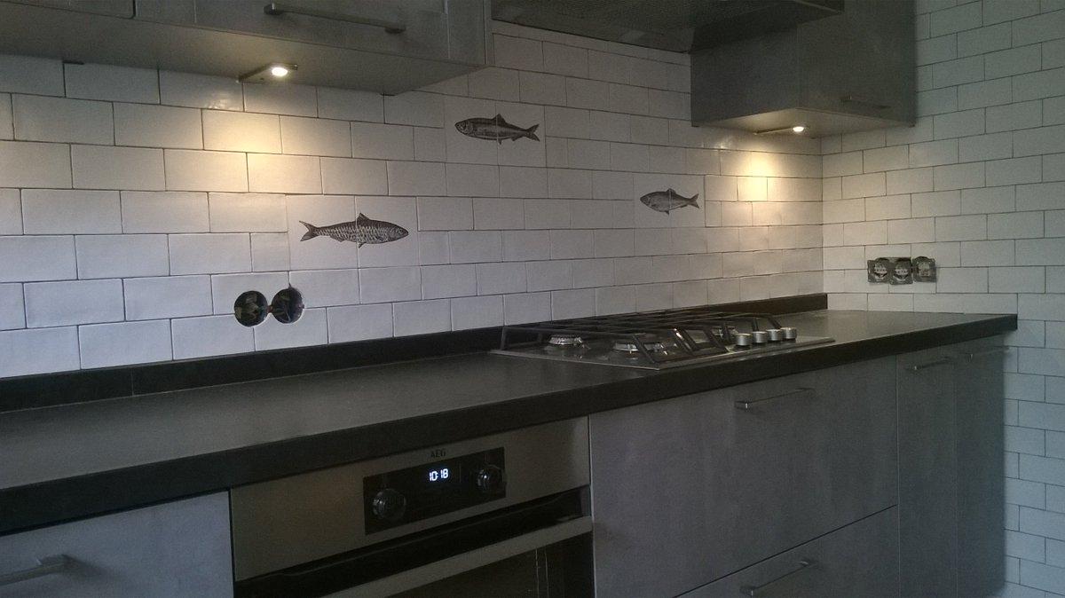 keuken tegels rotterdam : Tegelzettersbedrijf On Twitter Een Keukenkampioen Keuken