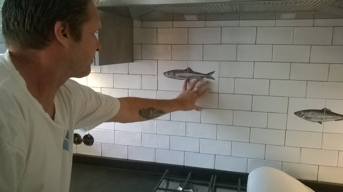 Tegelzettersbedrijf On Twitter Een Keukenkampioen Keuken
