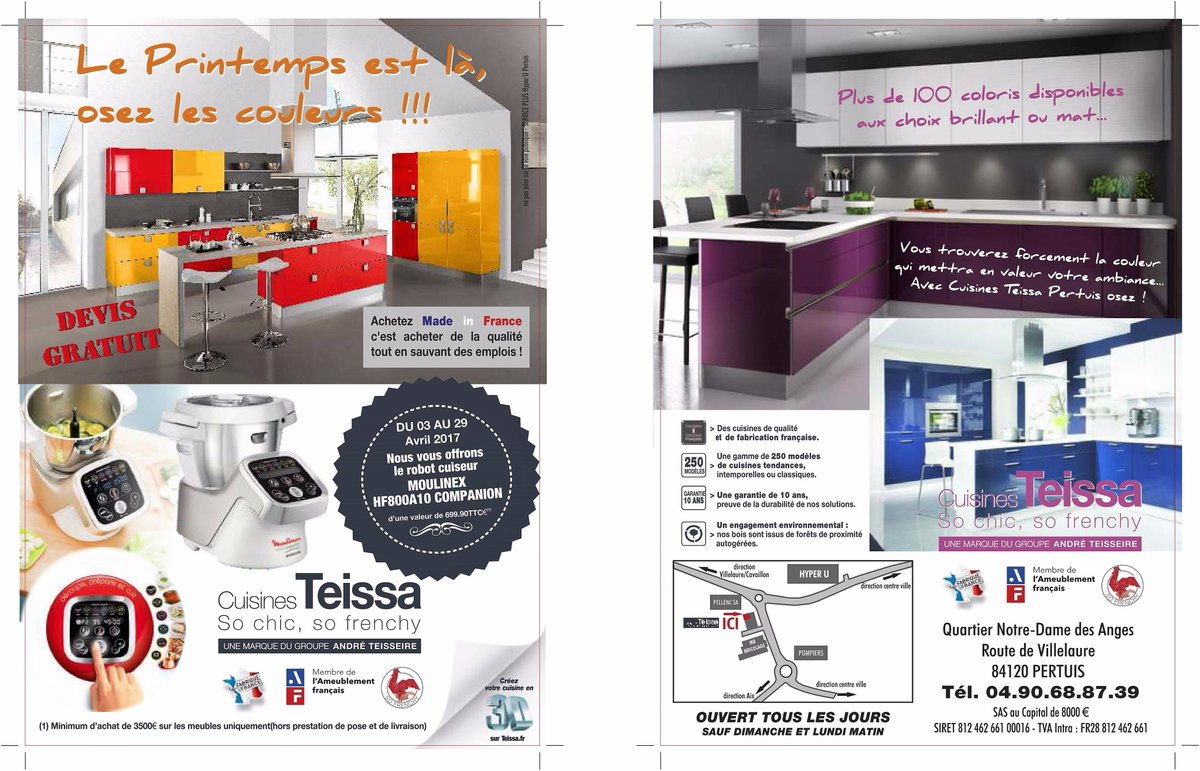 teissa catalogue hossegor chne blanchi with teissa catalogue stunning cuisine chene clair. Black Bedroom Furniture Sets. Home Design Ideas