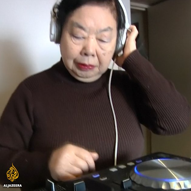 This 82-Year-Old Dumpling Maker-Turned-DJ Is About to Be aStar