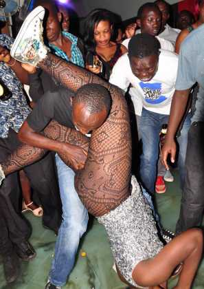 African university students amateur lesbian sextape - 1 part 5