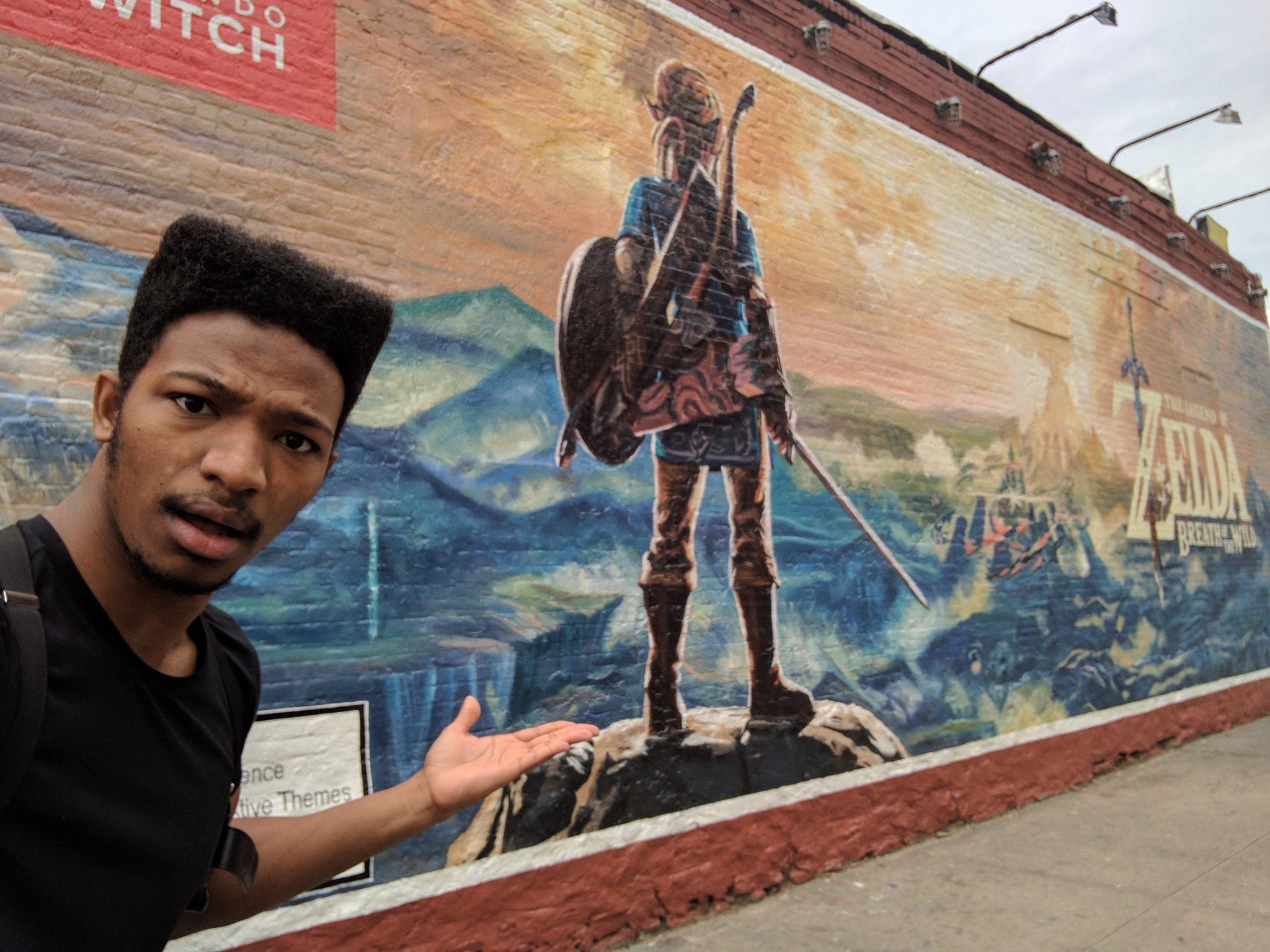 Etika on twitter these dudes at nintendoamerica painted a wall etika on twitter these dudes at nintendoamerica painted a wall in the streets of brooklyn to advertise botw like what my boy httpsta9lmb4rma7 amipublicfo Choice Image
