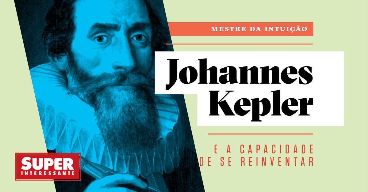 #25GrandesGêniosDaHumanidade Como a vida de Kepler pode inspirar a sua: https://t.co/NAWI6OgPJX