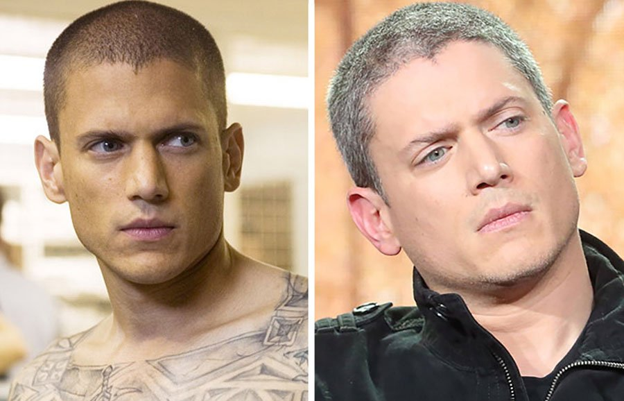 The cast of @PrisonBreak, then and now (Photos) https://t.co/xG00NUZgXc