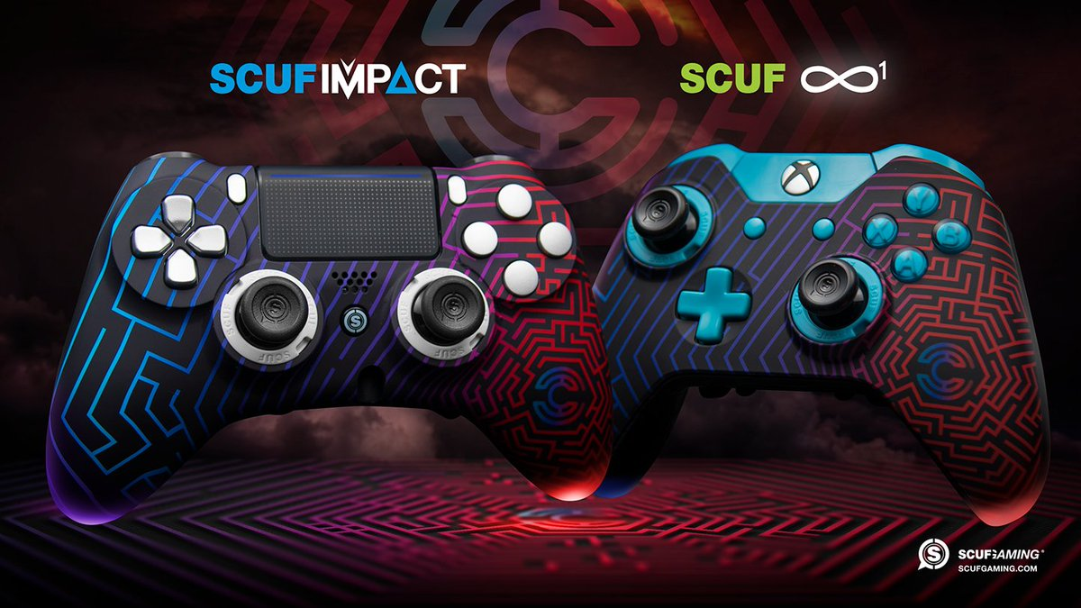Expired Scuf Gaming Coupon Codes