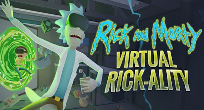 Rick And Morty: Virtual Rick-Ality Releasing Next Week