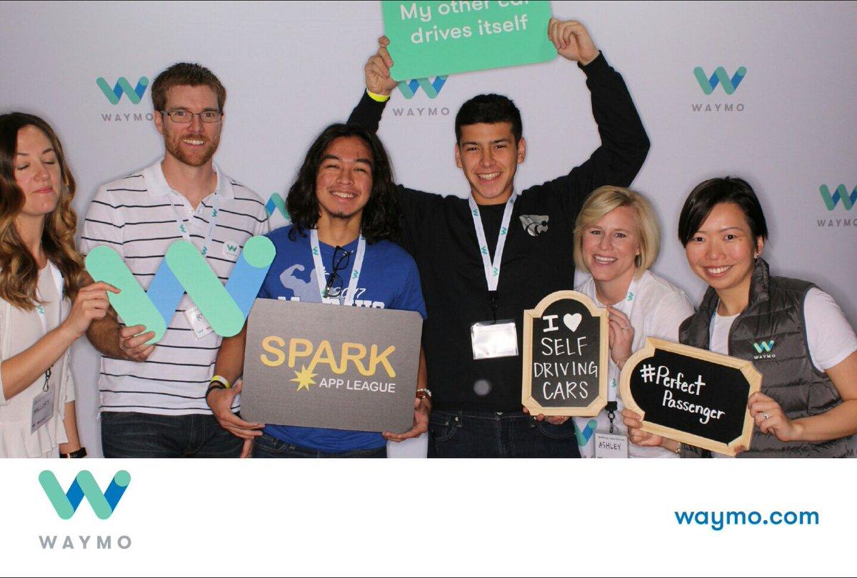 S/o to WAYMO for sponsoring today! #SparkGameJam #WODTTGOOC