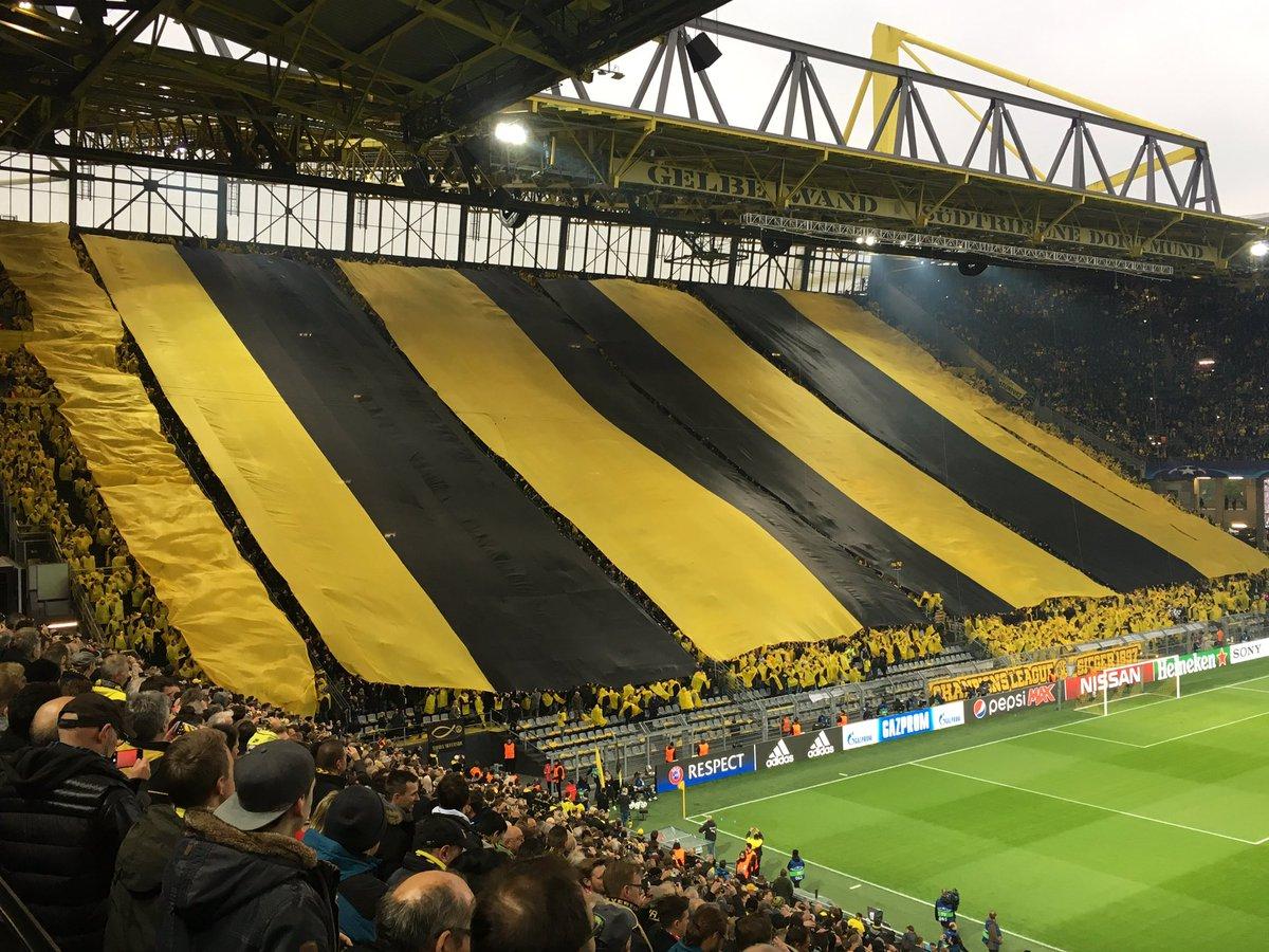 (Schwarz-) Gelbe Wand #bvbasm