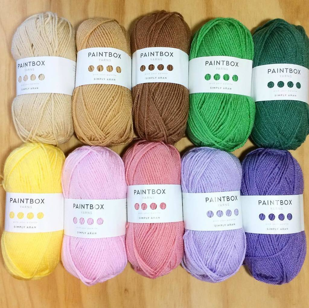 Paintbox Yarns (@PaintboxYarns) | Twitter