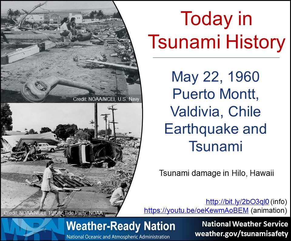 test Twitter Media - 5/22/1960: Largest recorded #earthquake (Mw 9.5) produced #tsunami observed around the world https://t.co/A8wHLTmXnL #TsunamiPrep https://t.co/3zmcvoSJCv