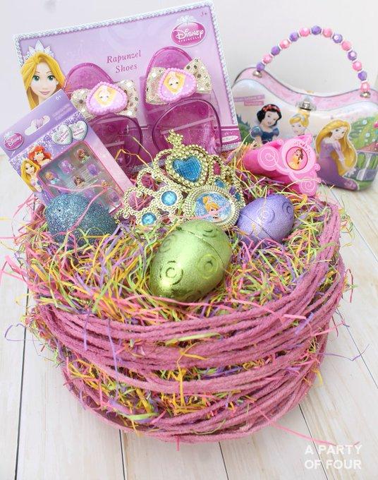 Paper Mache Easter Basket