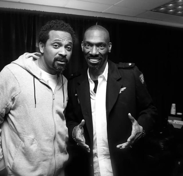 #RIP to my man #CharlieMurphy we will ride for you bro.. 1 ❤️