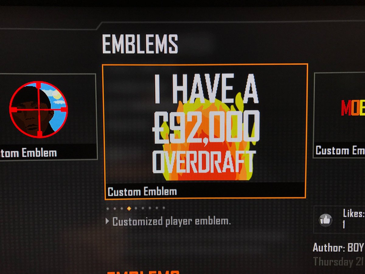 Best Bo2 Emblems