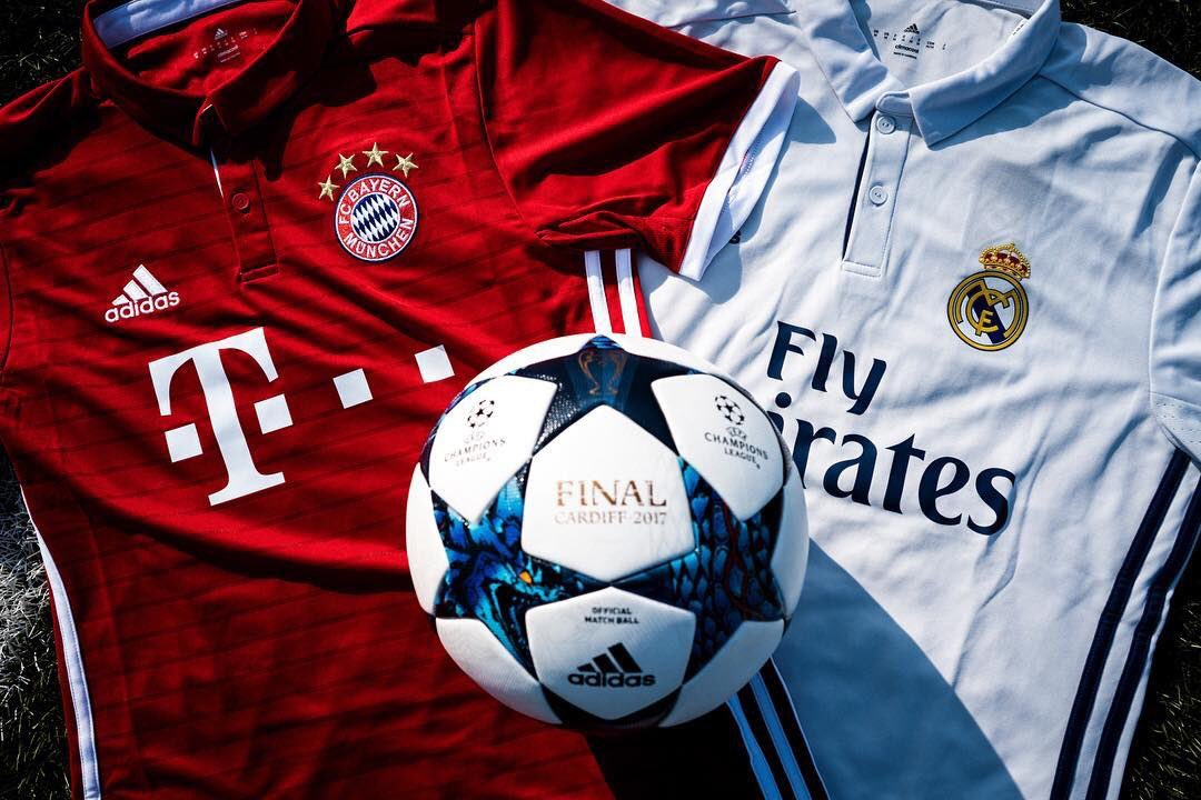 REAL MADRID BAYERN MONACO Streaming Rojadirecta: vedere Video Gratis Online oggi 18 aprile 2017