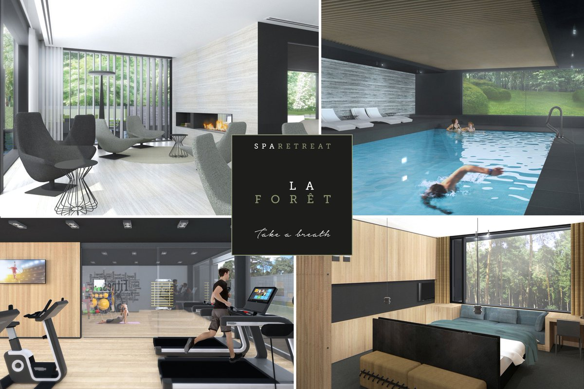COMING SOON! The unique #eco-#chic #Spa Retreat La #Forêt opens May 2017! Discover your new #lifestyle #experience:  http:// bit.ly/2lWSmY0  &nbsp;   <br>http://pic.twitter.com/zcZIXF03A6