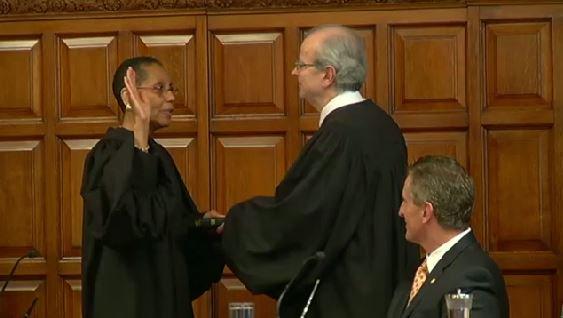 Trail-blazing Court of Appeals judge dies https://t.co/8kNHm1iUTq https://t.co/x0mAFqB8Lb