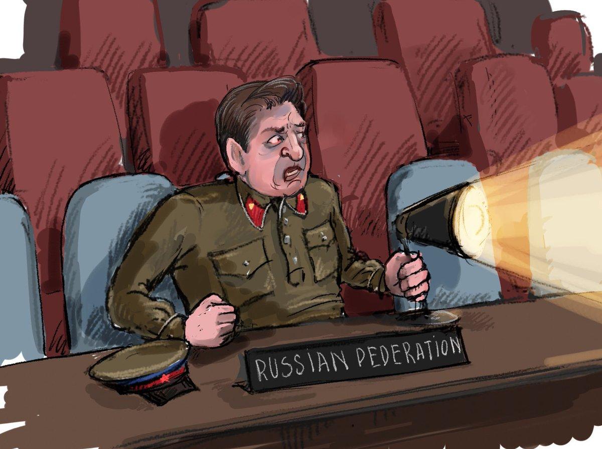 Российский дипломат угрожал членам ООН из-за резолюции по оккупированному Крыму, - Кислица - Цензор.НЕТ 9000